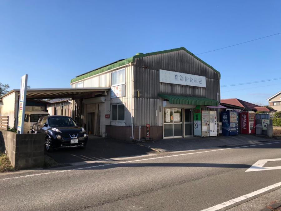 大島町中古住宅(倉庫付き)