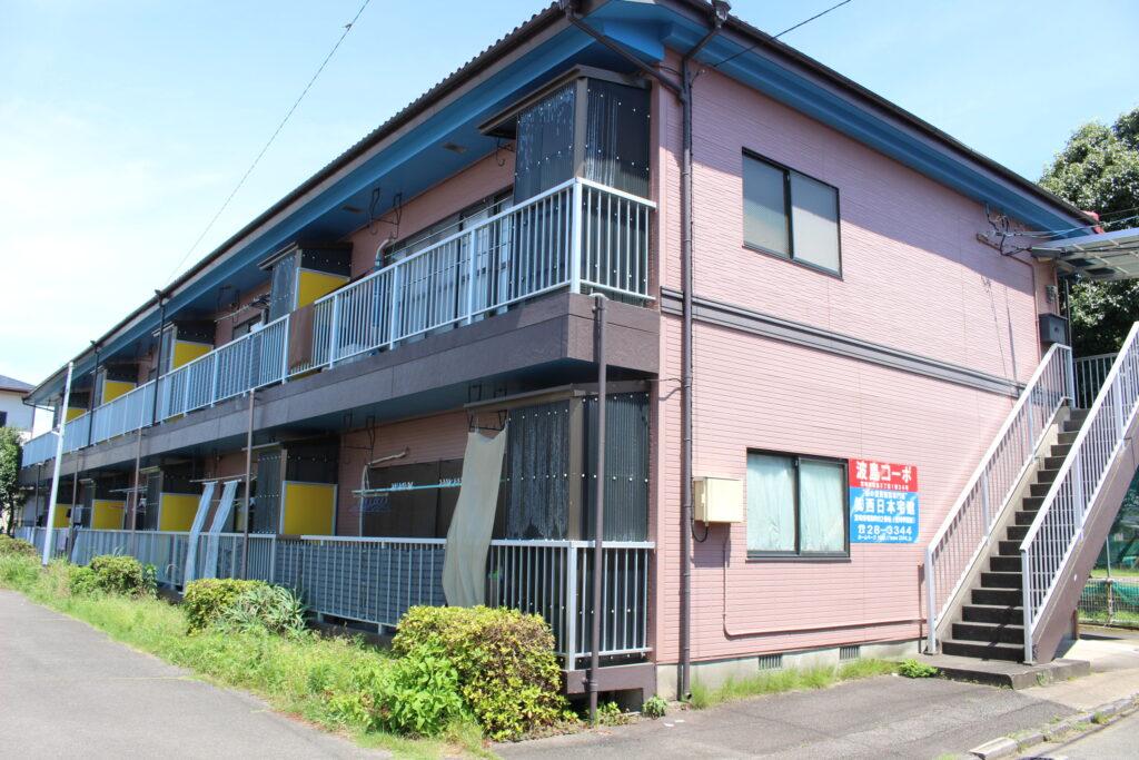 ☆波島コーポ205号室☆